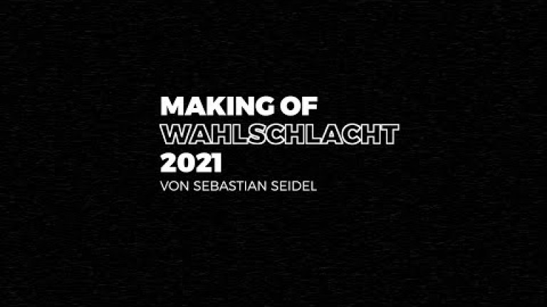 Embedded thumbnail for 23-minütige Doku WAHLSCHLACHT 2021