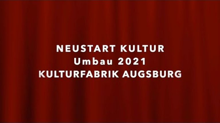 Embedded thumbnail for UMBAU 2021