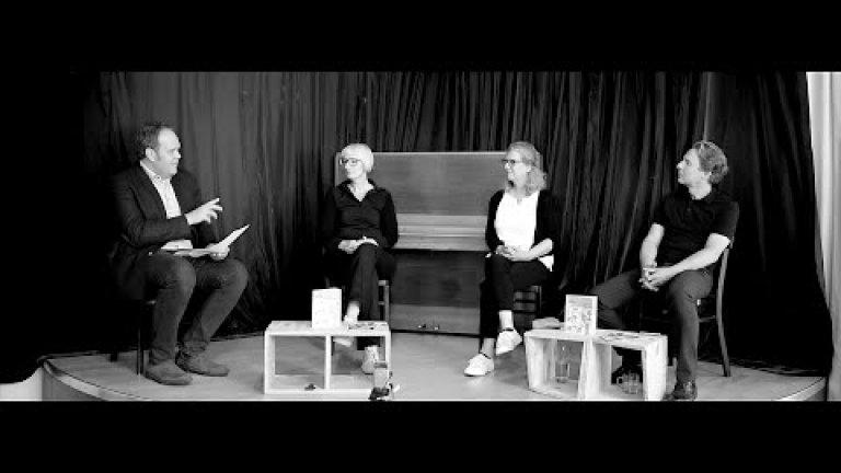 Embedded thumbnail for AUGSBURGER GESPRÄCHE zu Literatur und Engagement 2020