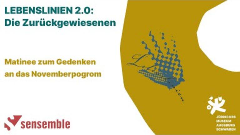 Embedded thumbnail for LEBENSLINIEN 2.0. Die Zurückgewiesenen 2020