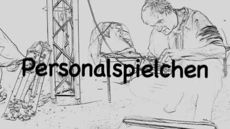 Embedded thumbnail for Personalspielchen